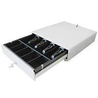 Денежный ящик для кассовых аппаратов UNIQ-CB35.01