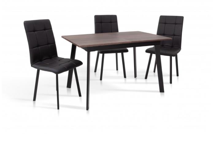 Стол обеденный -Этна 1200(+400)*750