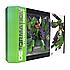 """Робот трансформер """"Deformation Synthesis Robot"""" с оружием 25 см (зеленый) MB, фото 4"""