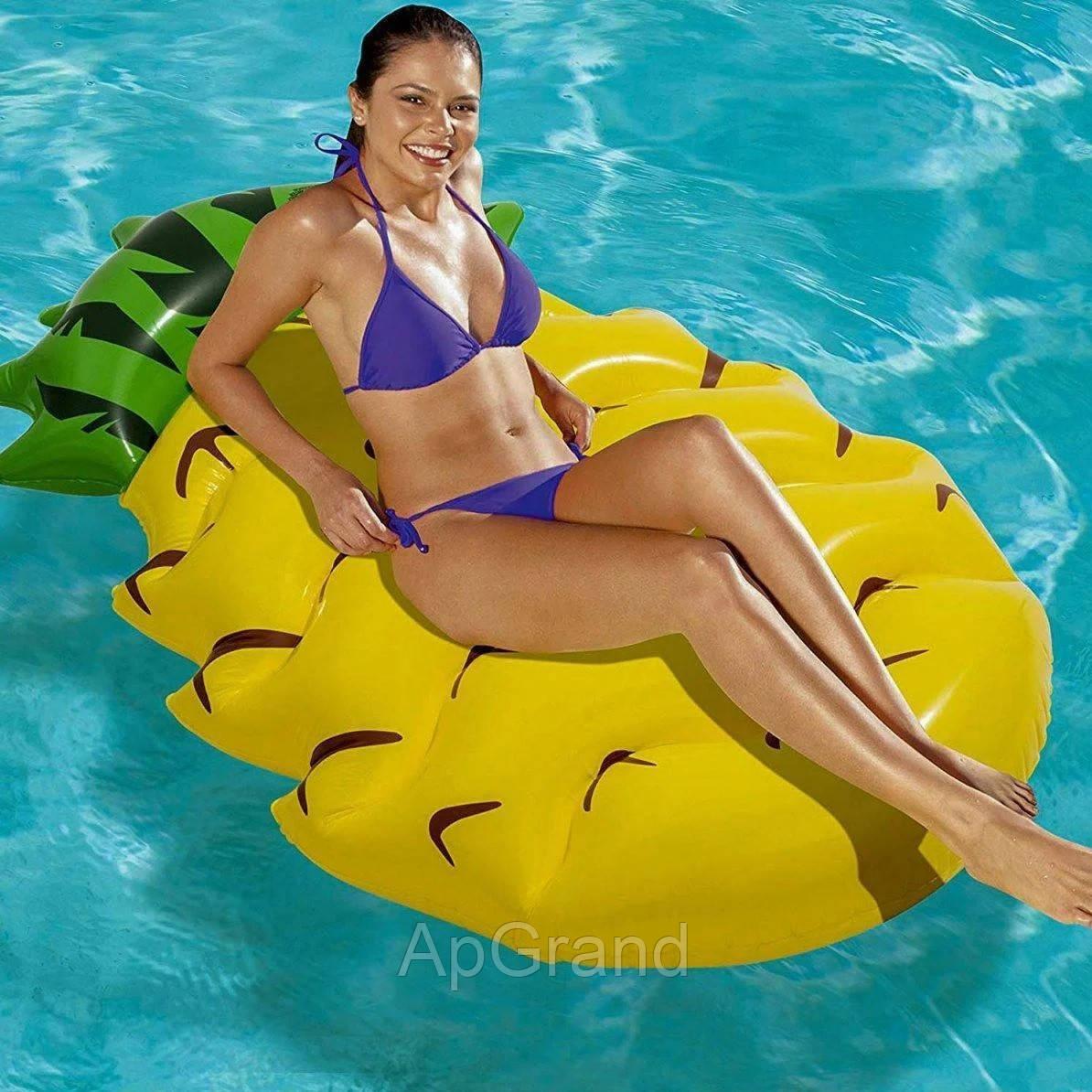 Оригинальный пляжный надувной матрас ягода ананас, большой детский плот для плавания круглый MB