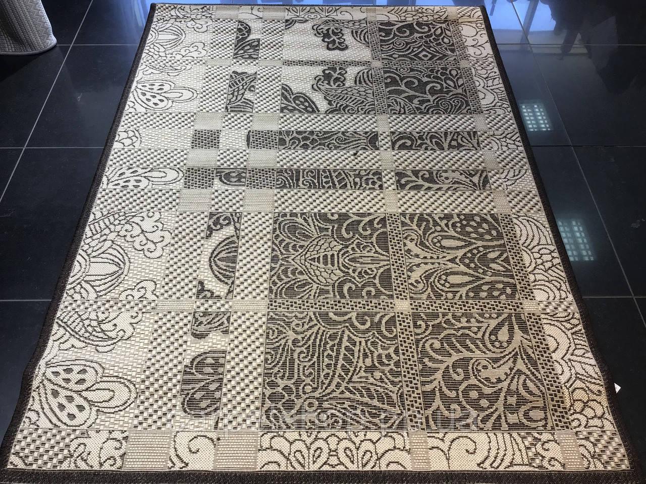 140*200 см Ковёр рогожка Naturalle Karat Carpet