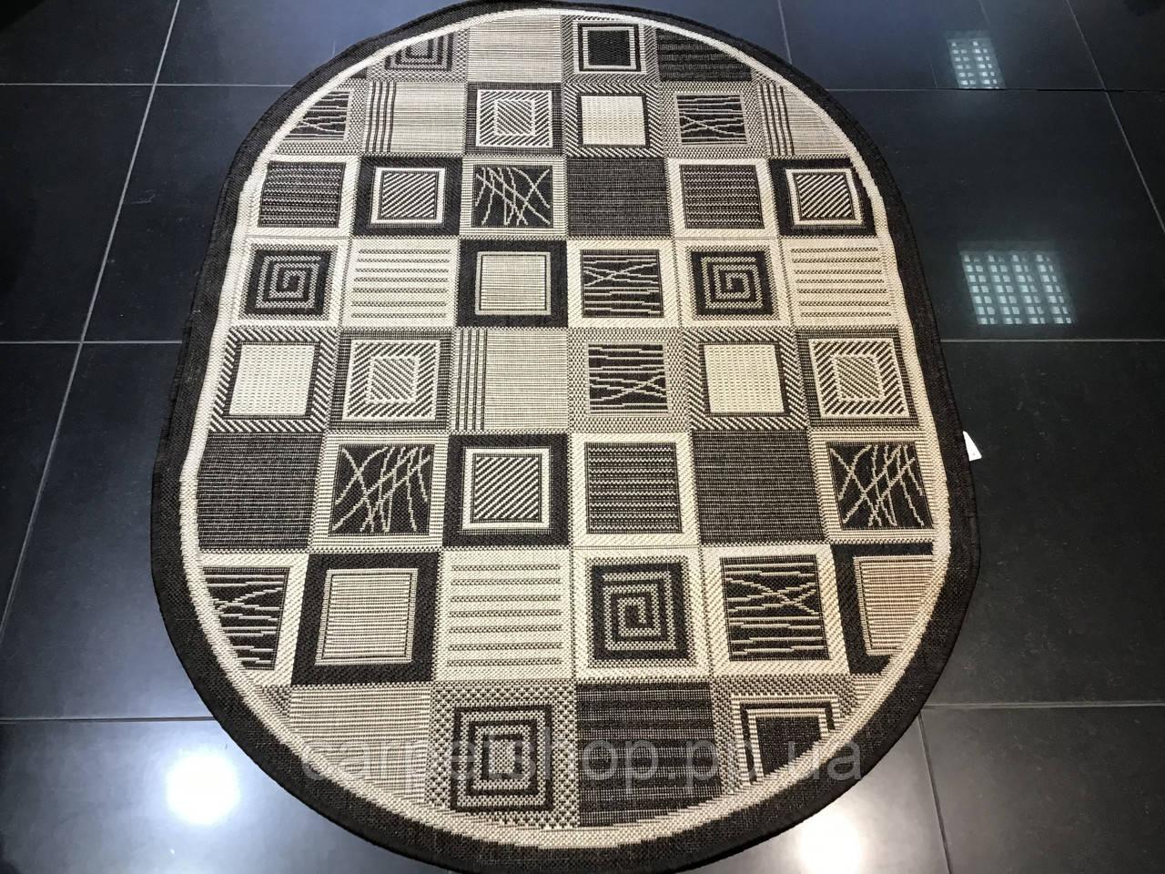 120*170 см Ковёр рогожка Naturalle Karat Carpet