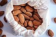 Мигдаль сирої Золотий 25/27 США 500г, натуральний очищений сушений горіх не смажений, Каліфорнія, фото 6
