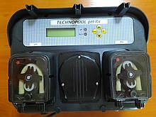 Станція дозування для басейну TECHNOPOOL 2 PH-RX