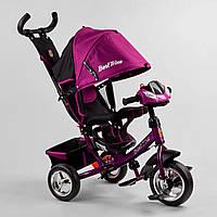 Велосипед трехколесный Best Trike 6588/79-822 Крепкая рама Колеса Пена Игровая панель на руле