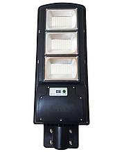Фонарь уличный на столб с пультом UKC Solar Street Light R3 VPP 7780