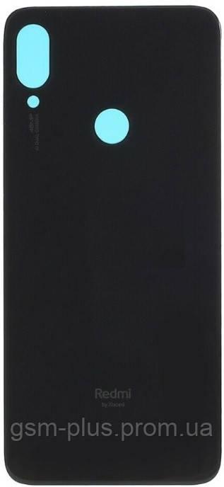 Задня частина корпусу Xiaomi Redmi 7 Black