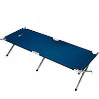 Ліжко кемпінговий Ferrino Camping Cot Blue (97065CBB)