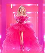Колекційна лялька Барбі Рожева колекція Barbie Signature Silkstone Pink Collection Pink Premiere GTJ76, фото 2