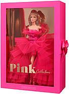 Коллекционная кукла Барби Розовая коллекция Barbie Signature Silkstone Pink Collection Pink Premiere GTJ76, фото 3