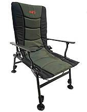 Кресло раскладное Stenson SF24148, зеленое