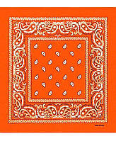 Бандана класика (помаранчева), фото 1