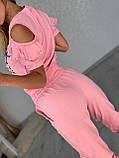 Жіночий річний трикотажний костюм (Туреччина);Розміри:з,м, фото 3