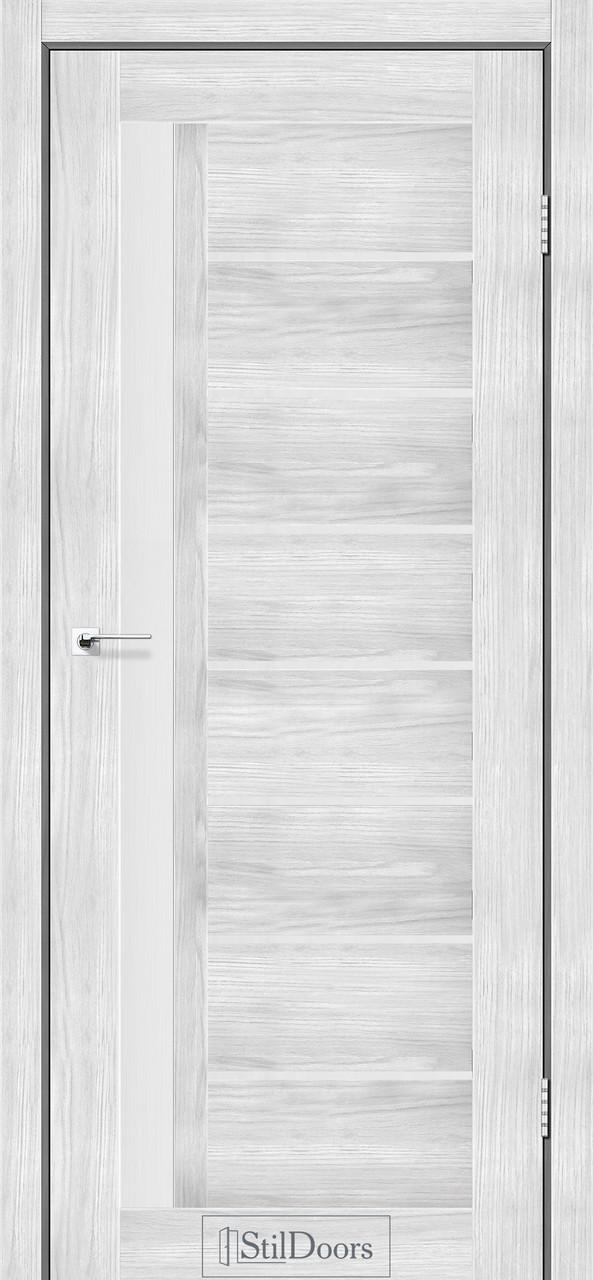 Двері StilDoors London Світлий бетон ПО