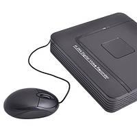 Сетевой видеорегистратор LUX-N1008F: небольшие габариты, поддерживает HDD объёмом 4Тб
