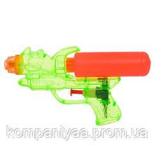 Детский водяной пистолет M 5932 17см (Зеленый)