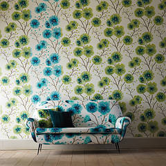 Amazilia Wallpapers by Harlequin