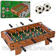 Футбол 2393MR дерев'яний 60,5-30,5-18,5 см
