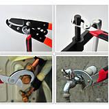 Универсальный гаечный разводной ключ Snap-N-Grip 2 шт, фото 6