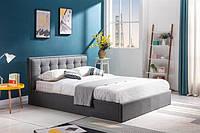Ліжко PADVA 120 сірий (Halmar)