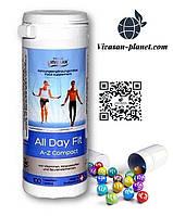 Витамины минералы Бодрость на весь день (Витамины А-Z) / All Day A-Z compact, 100 шт