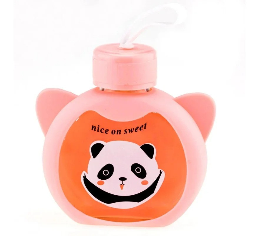 Дитяча пляшка іграшка Панда
