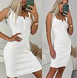 Жіноче облягаючі плаття, фото 2