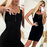 Жіноче облягаючі плаття, фото 3
