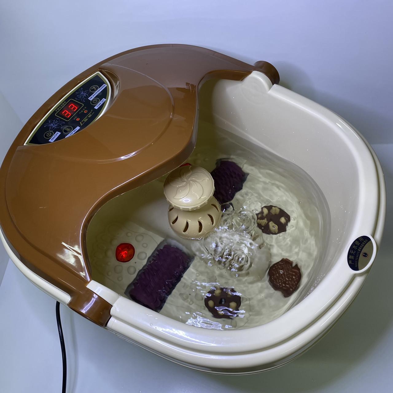 Гідромасажна ванночка CH - 800 коричнева