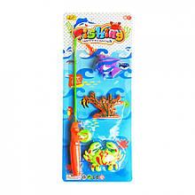 Ігровий набір Рибалка 3316К-1 магнітна (Помаранчевий)