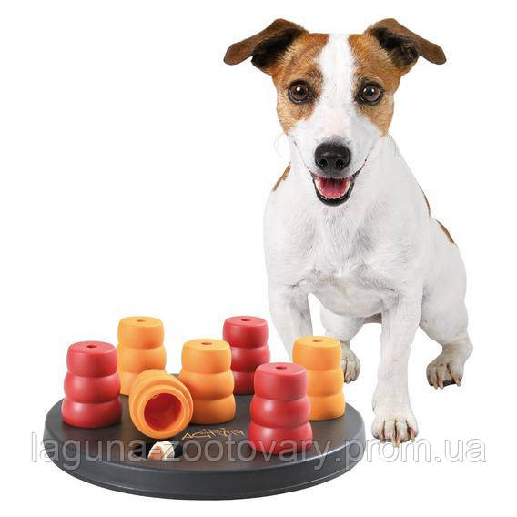 """Стратегічна гра """"Солитэр"""" для собак дрібних порід"""