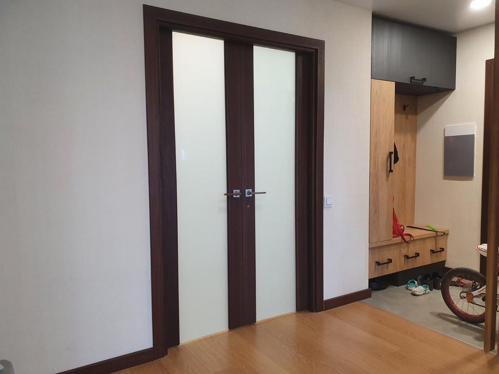 Межкомнатные двери KORFAD + Входные двери STRAJ