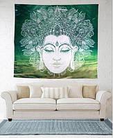 Полотно на стену, Покрывало Будда, Просветление, 210 х 150 см.