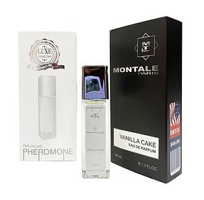 Pheromone Formula MONTALE Vanilla Cake унисекс 40 мл