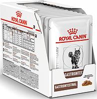 Royal Canin Gastrointestinal Волога дієта для котів при розладах травлення 12x85 г