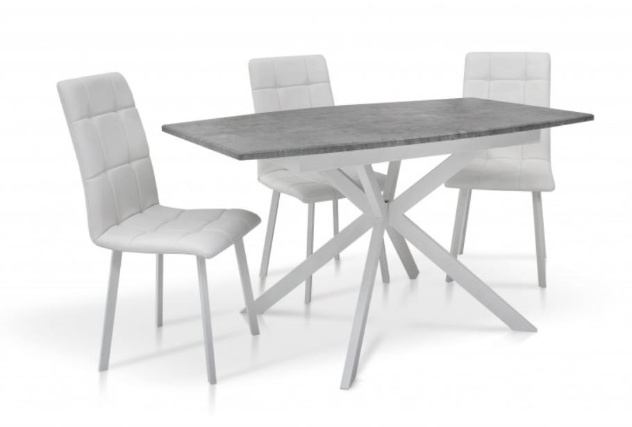 Кухонний комплект: стіл та 4 стільця - Річард
