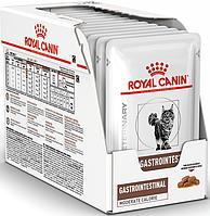 Royal Canin Gastrointestinal Moderate Calorie Волога дієта для котів при розладах травлення 12x85 г
