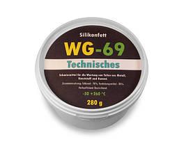 Густая техническая силиконовая смазка WG-69 SO-160, 280 г