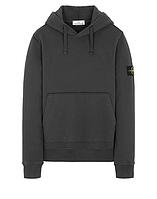 Толстовка Stone Island 62820 Hooded Sweatshirt Dark Grey