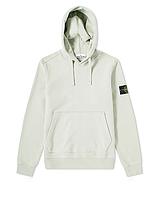 Толстовка Stone Island 62820 Hooded Sweatshirt Dust Green