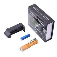 Фонарь Police 1814-XPE: 1 диод, оптический зум, пылевлагозащищенный корпус