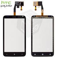 Touchscreen (сенсорный экран) для HTC Radar C110e, черный, оригинал