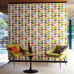 Orla Kiely Wallpapers by Harlequin