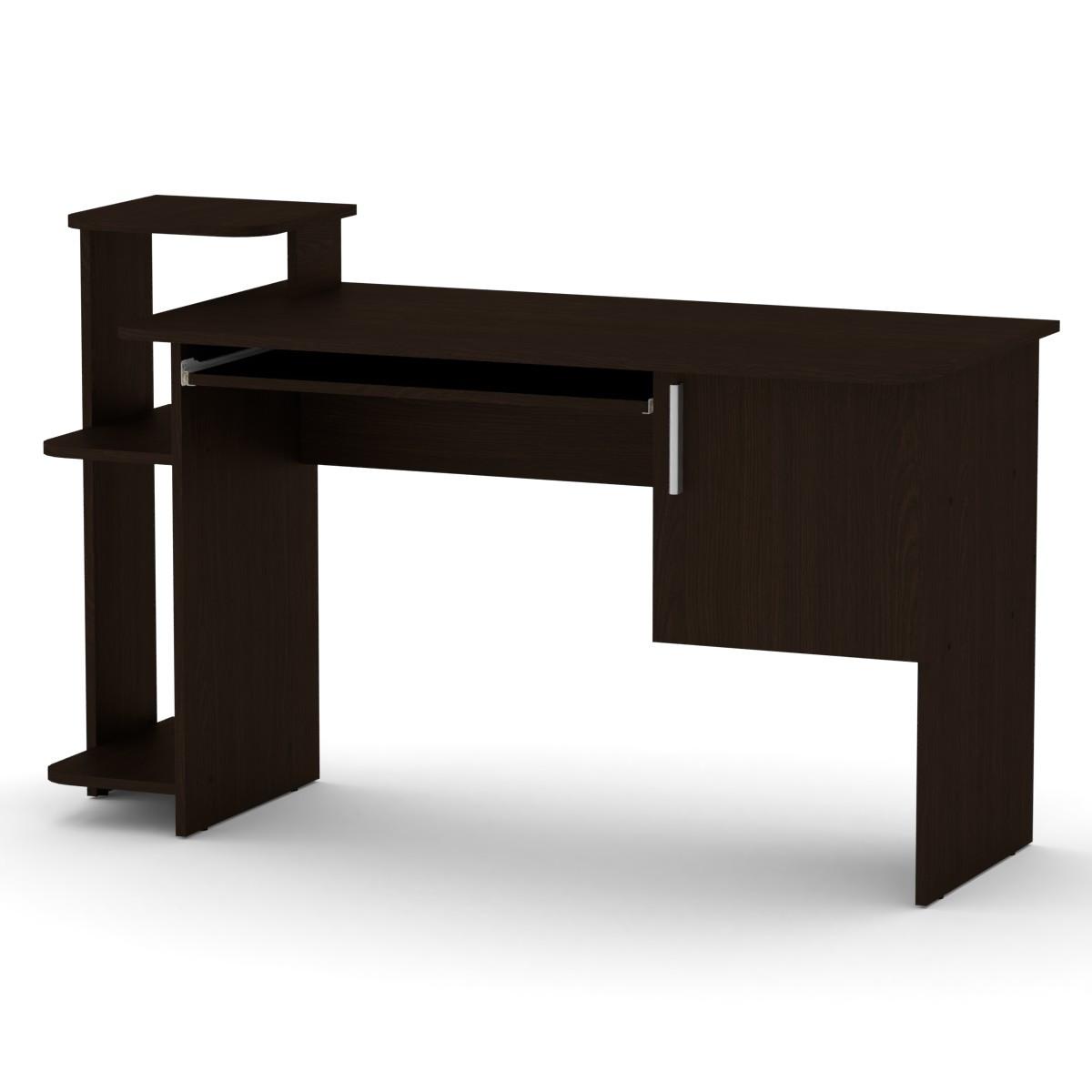 Стол компьютерный СКМ-3 венге Компанит
