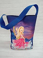 Пошитая сумочка для вышивки бисером (детская)