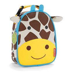 Детская термосумка Skip Hop Zoo lunch bag - Giraffe (Жираф), 3+