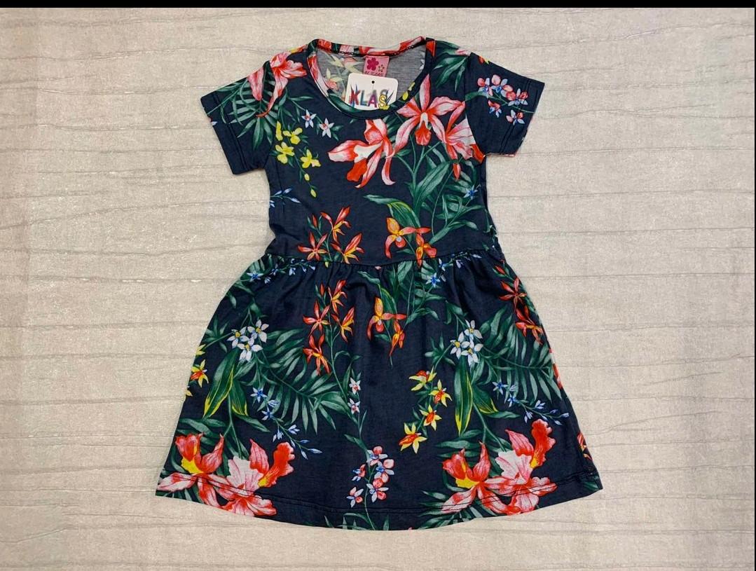 Платья для девочек 2-7 лет