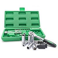 Набор инструментов 36 предметов Intertool  ET-6036