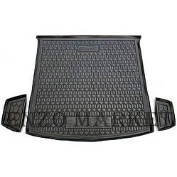 Автомобильный коврик в багажник Seat Tarraco 2018- (верхняя полка) (Avto-Gumm)
