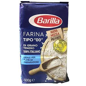 Борошно Barilla 0,5 кг, 16 шт/ящ